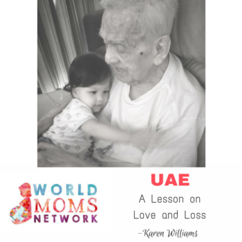 UAE: A Lesson on Love and Loss