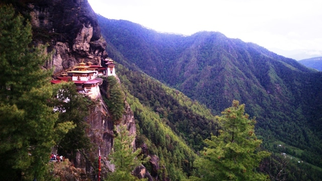 Taktsang Palphug Monastery (Tiger's Nest Monastery)