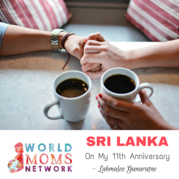 SRI LANKA: On My 11th Anniversary
