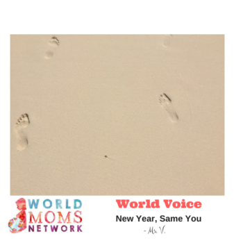 WORLD VOICE: New Year, Same You