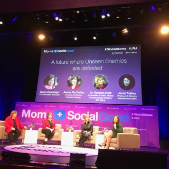 World Voice: Moms+SocialGood Summit Address the Importance of Vaccines