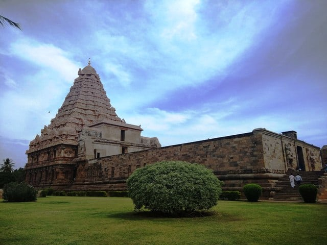 Gangai Konda Chola Puram, UNESCO World Heritage site in India
