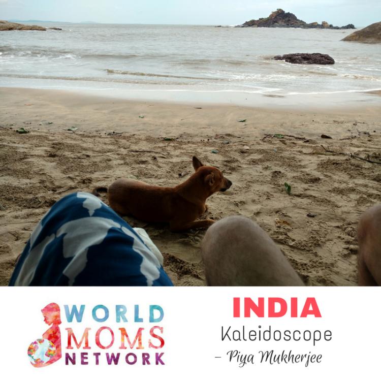 INDIA: Kaleidoscope
