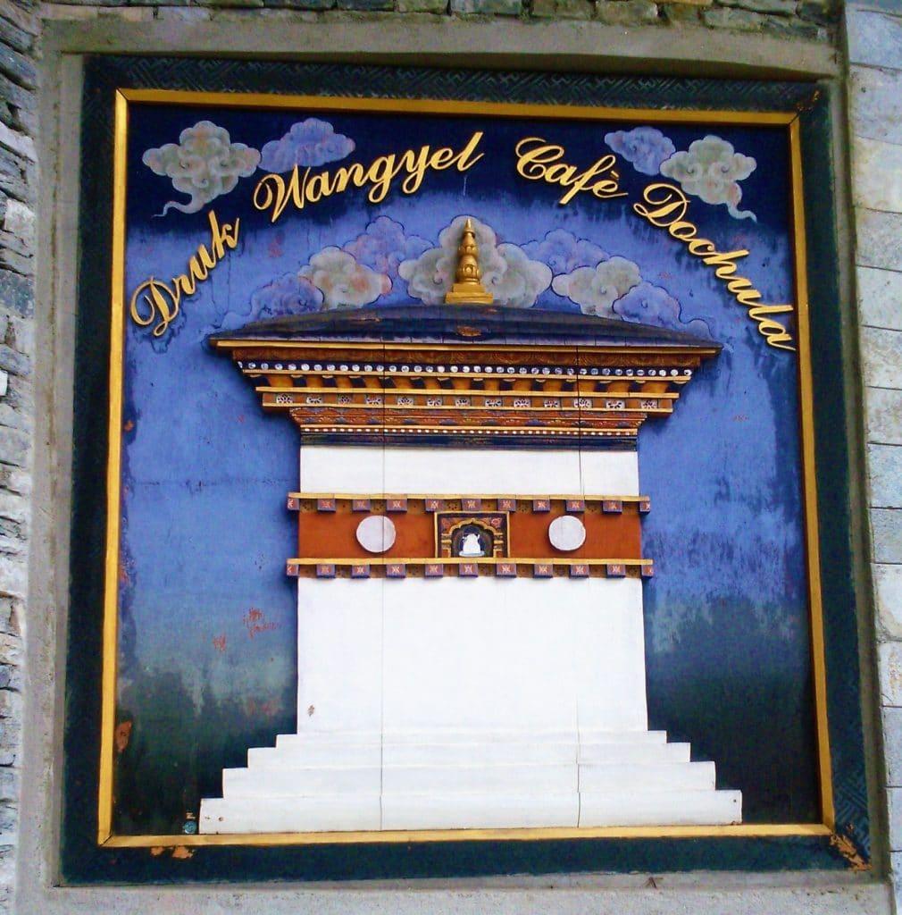 The Druk Wangyel Café Dochula