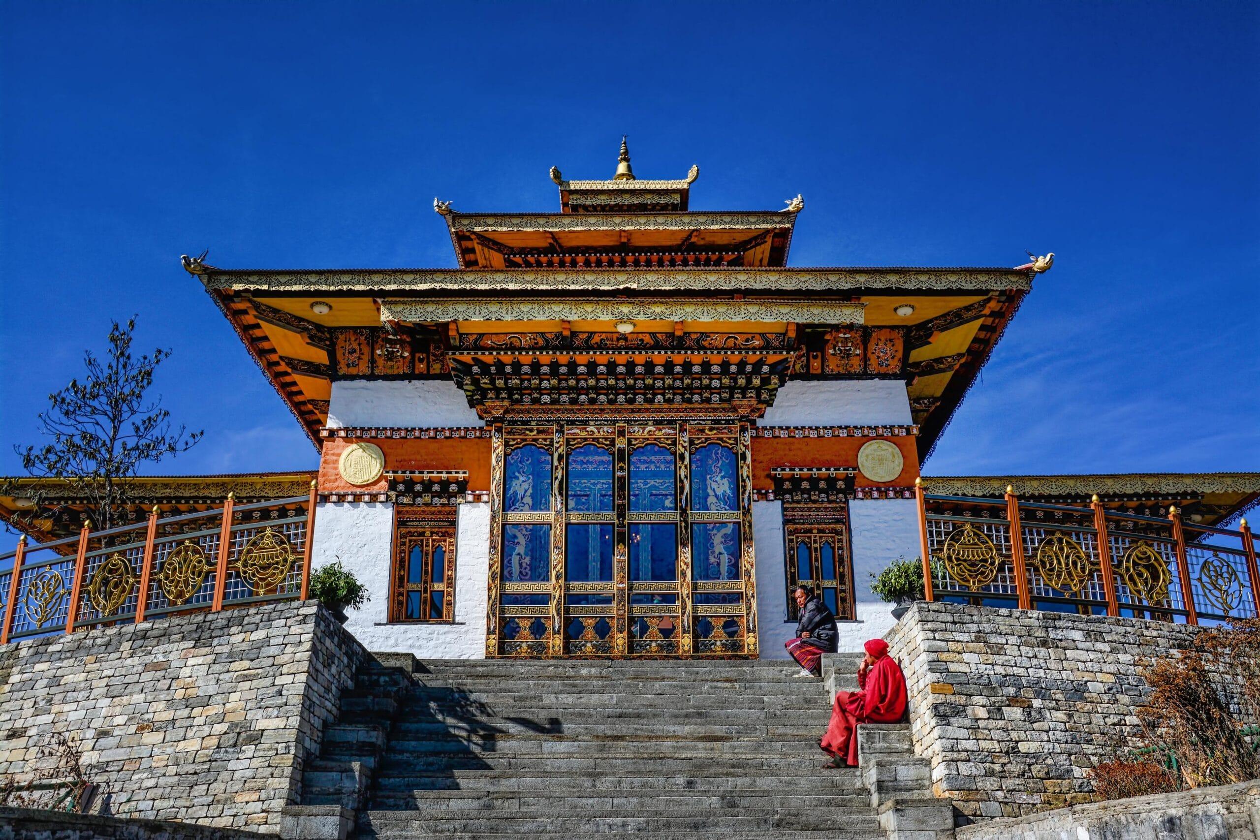 Druk Wangyal Lhakhang Temple
