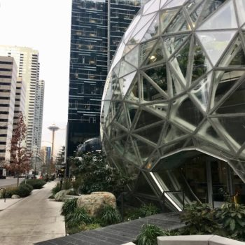 Travel: The Amazon Spheres